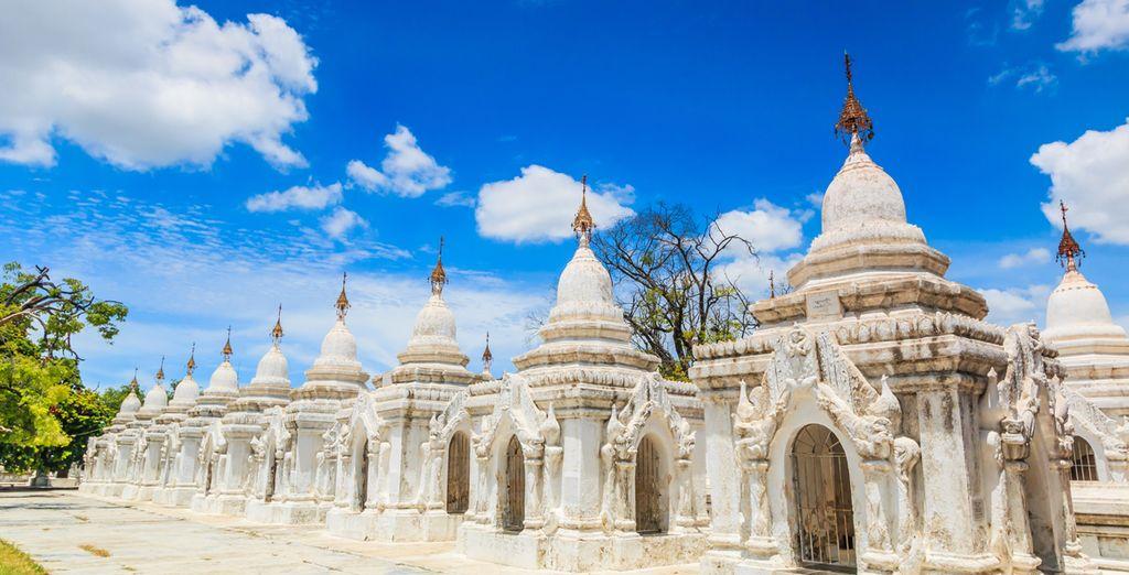 En de Kuthodaw pagode