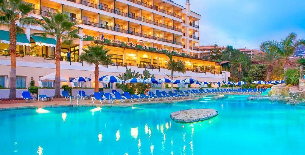 Welkom bij de Blue Sea Costa Jardín & Spa 4*!