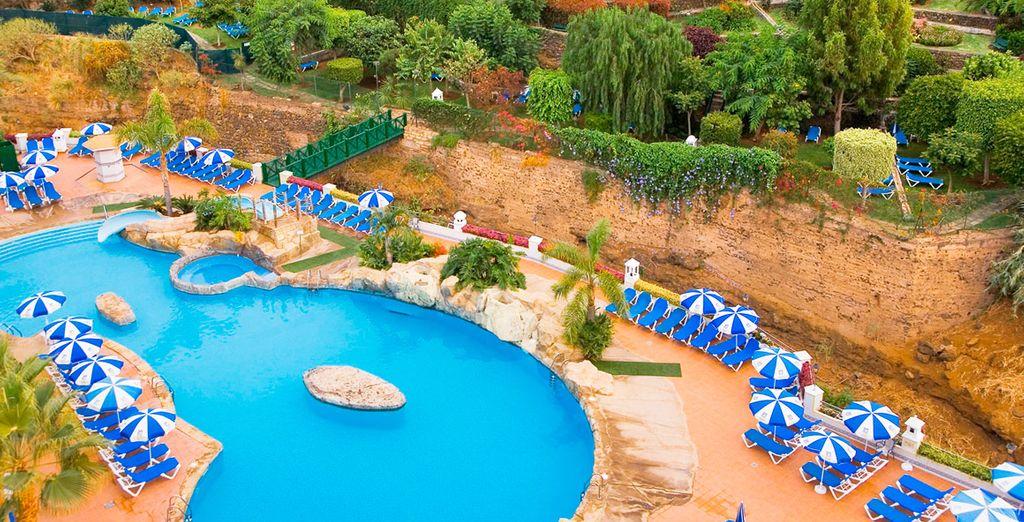 Kies Tenerife voor uw volgende vakantie