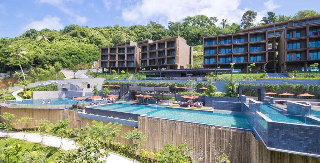 Welkom in het Sunsuri Phuket 5* hotel!