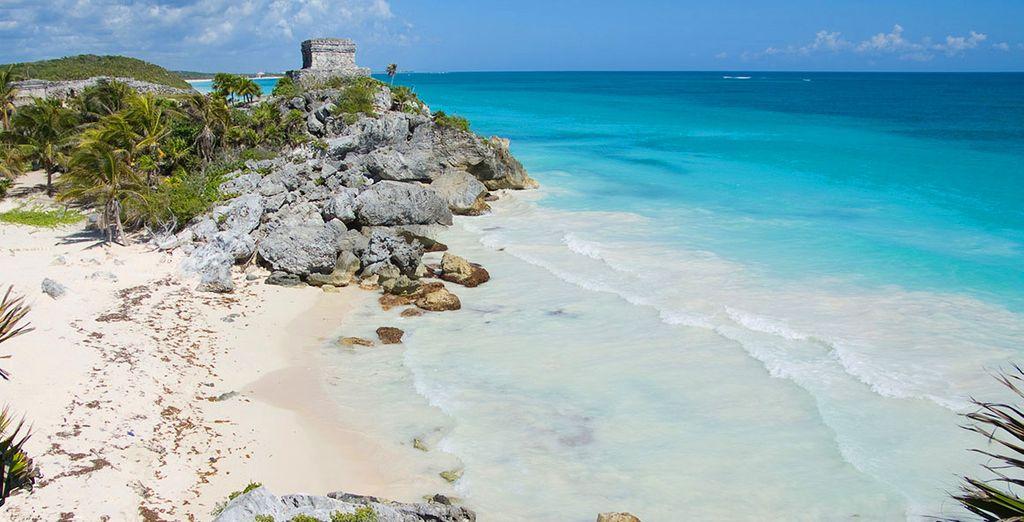 Ontdek het prachtige Yucatan