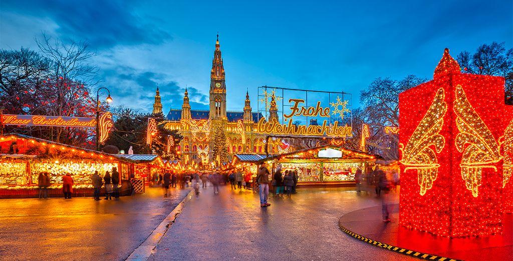 Bezoek ook de prachtige kerstmarkt