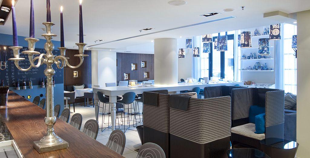 In dit hotel dat art deco en moderniteit combineert