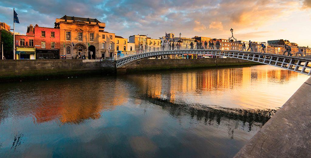 Ontdek Dublin deze winter