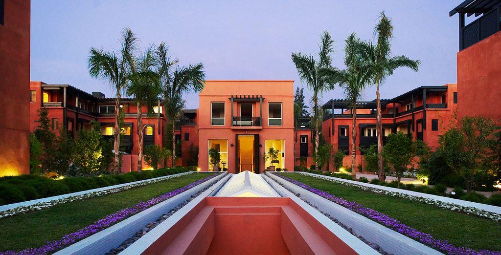 Hotel & Ryads Barrière Le Naoura Marrakech is de perfecte plek om te ontspannen