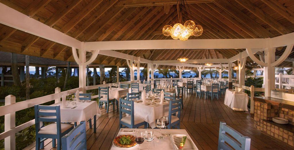 Een mediterrane keuken...