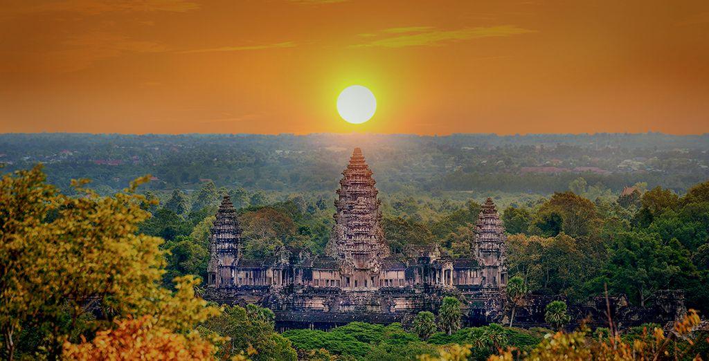 Ontdek het fantastische erfgoed van Cambodja