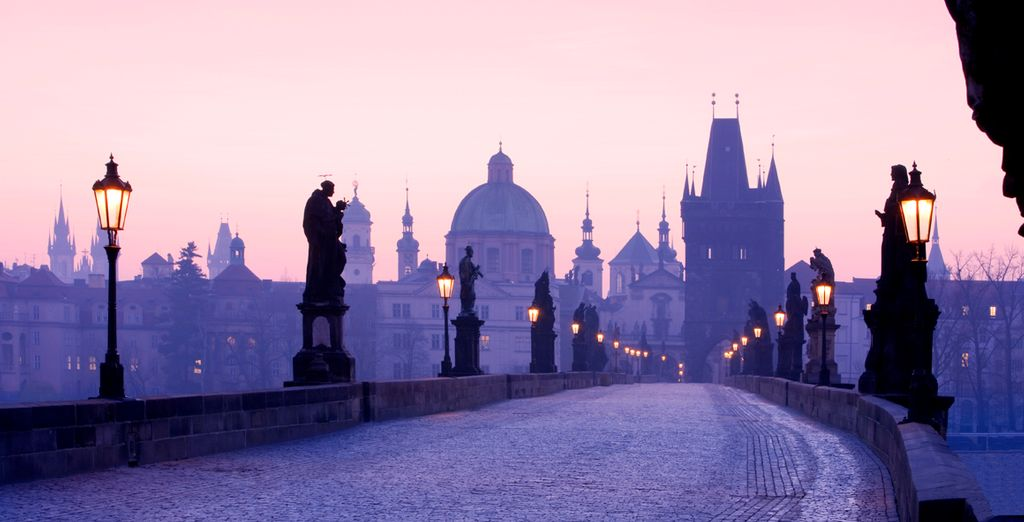 In historisch Praag