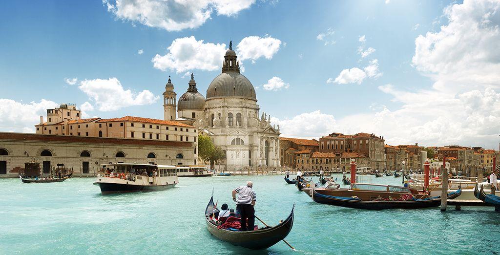 Venetië heet u welkom!