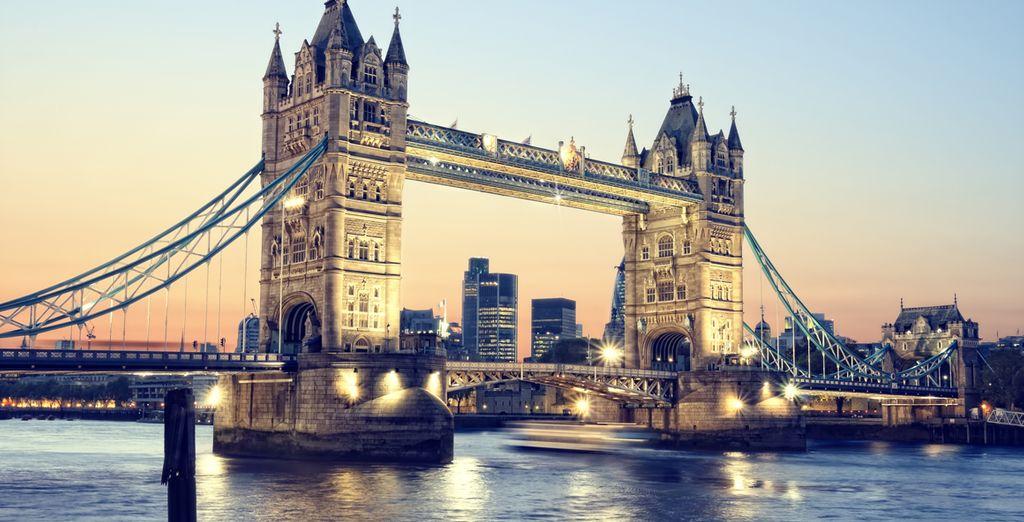 Bewonder de wereldberoemde architectuur