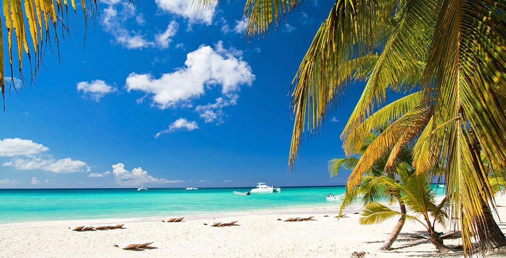 Tenslotte gaat het naar de paradijselijke witte stranden van Varadero