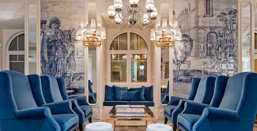 Verblijf in dit design hotel