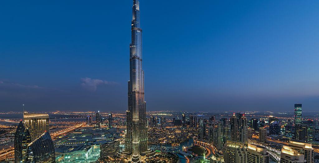 Fijn verblijf in Dubai!