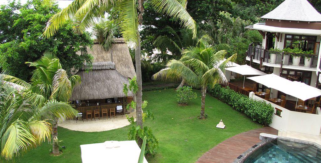 Welkom bij het Cardinal Exclusive Resort 5*