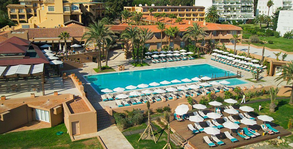 Welkom in het Guadalmina Spa & Golf Resort 4*