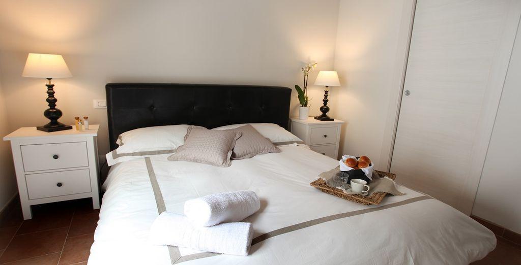 Speciaal voor u hebben we een ruim, modern en gezellig appartement gereserveerd