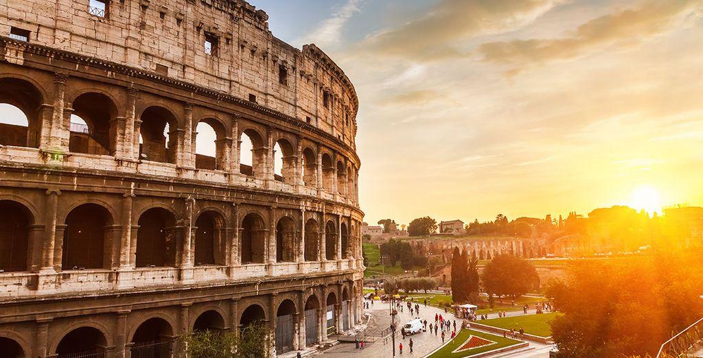 Fijn verblijf in Rome!