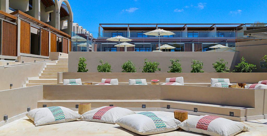 Een prachtig hotel waar u heerlijk kan uitrusten