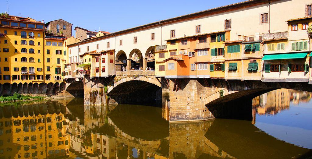 Bezoek het kunstzinnige Florence