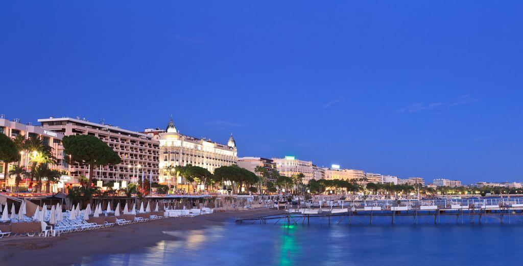 Fijn verblijf in Cannes!