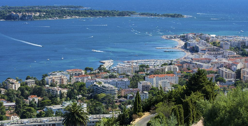 Welkom in Cannes!