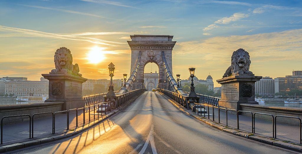 Kom mee naar Boedapest voor uw volgende stedentrip!
