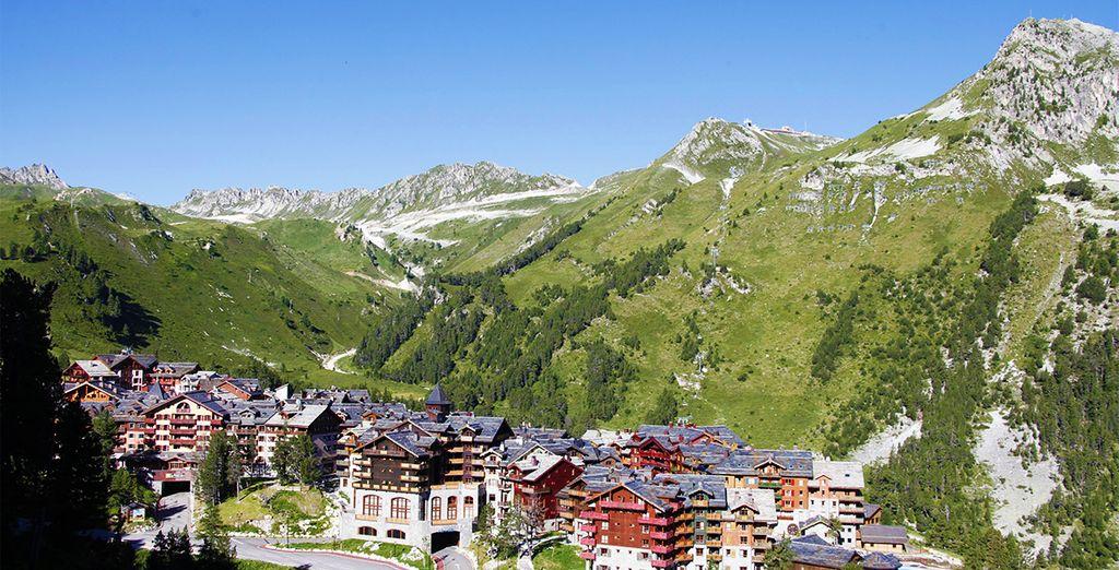 Welkom in het hart van de Savoie ...