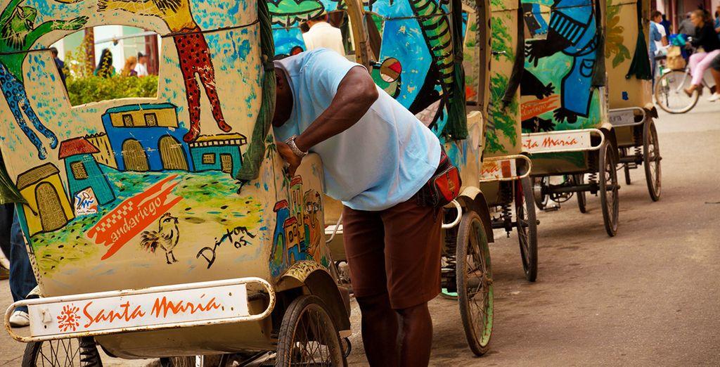 En een ontdekking van de echte Cubaanse cultuur?