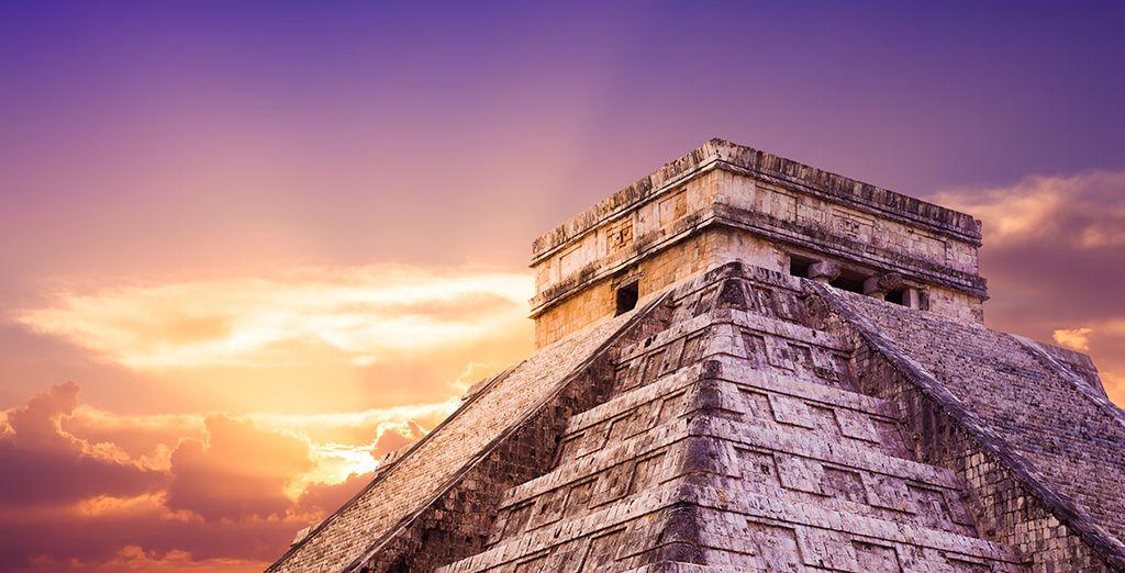 Verleng uw vakantie met een rondreis door Yucatan