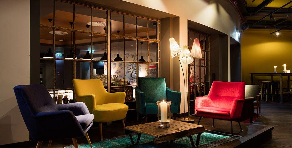 Welkom in het Ruby Marie Hotel & Bar 3*