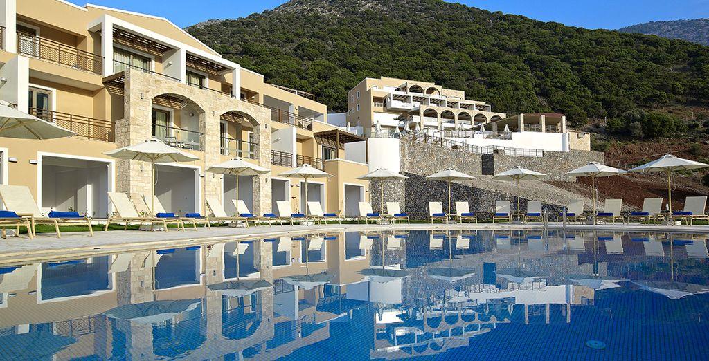 Welkom in het Filion Suites Resort & Spa!