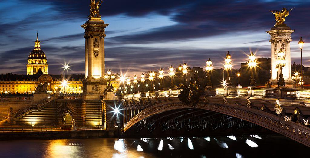 Fijn verblijf in Parijs!