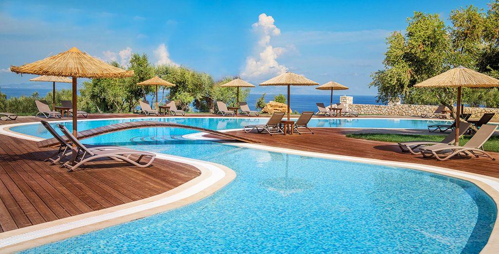 Welkom bij 5* Elegance Luxury Executive Suites!