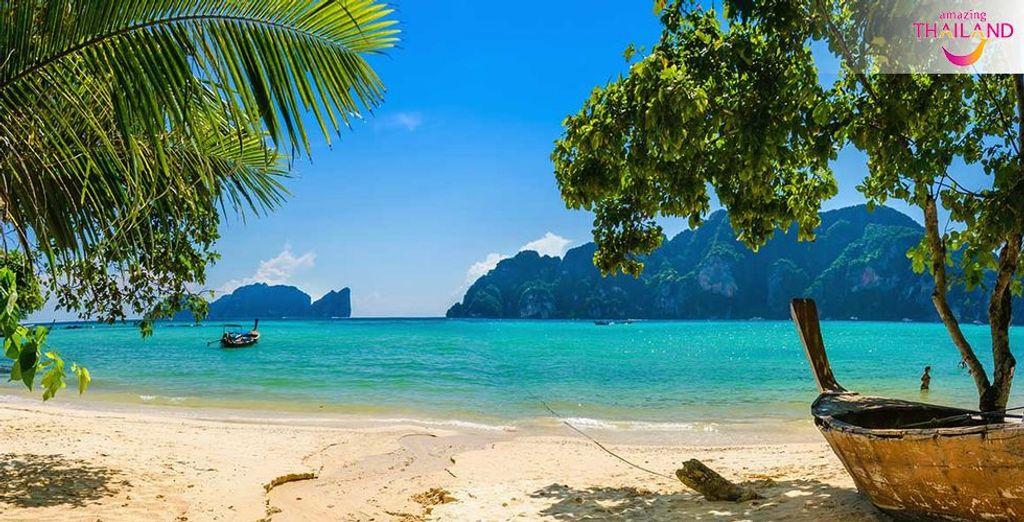 Vlieg met ons mee naar het magische Thailand