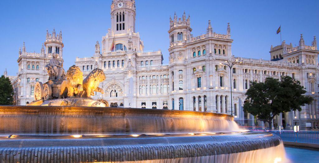 Veel plezier in de Spaanse hoofdstad