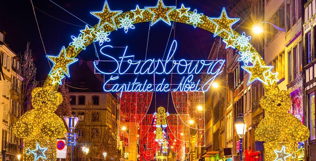 Kom naar de kerstmarkt tussen 24/11 en 24/12