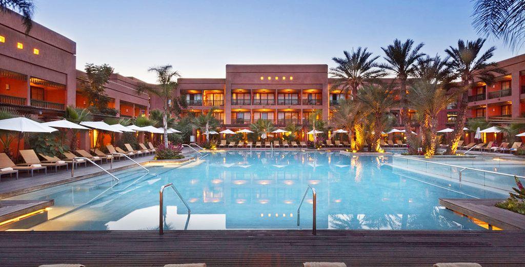 Welkom in het Hotel Du Golf Marrakech