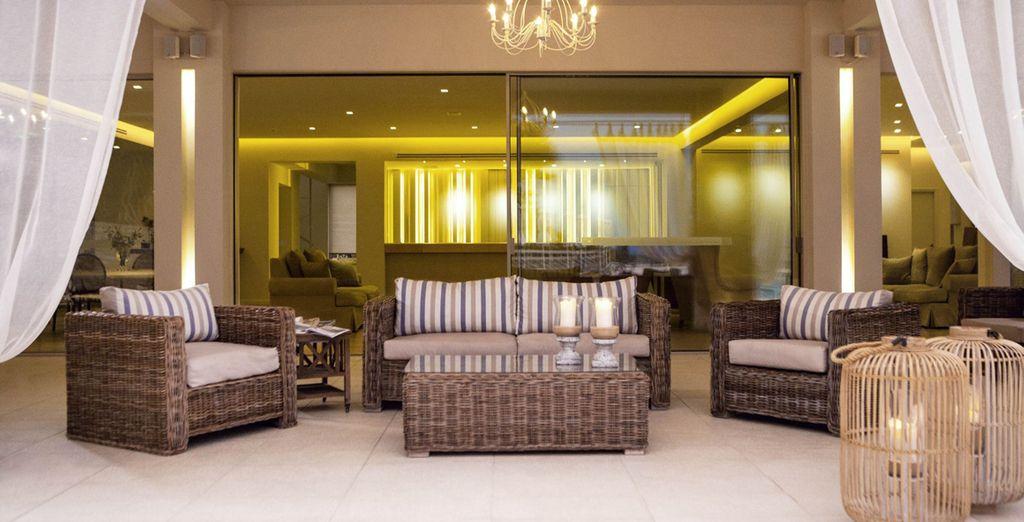 U verblijft in het Camvillia Resort 5*