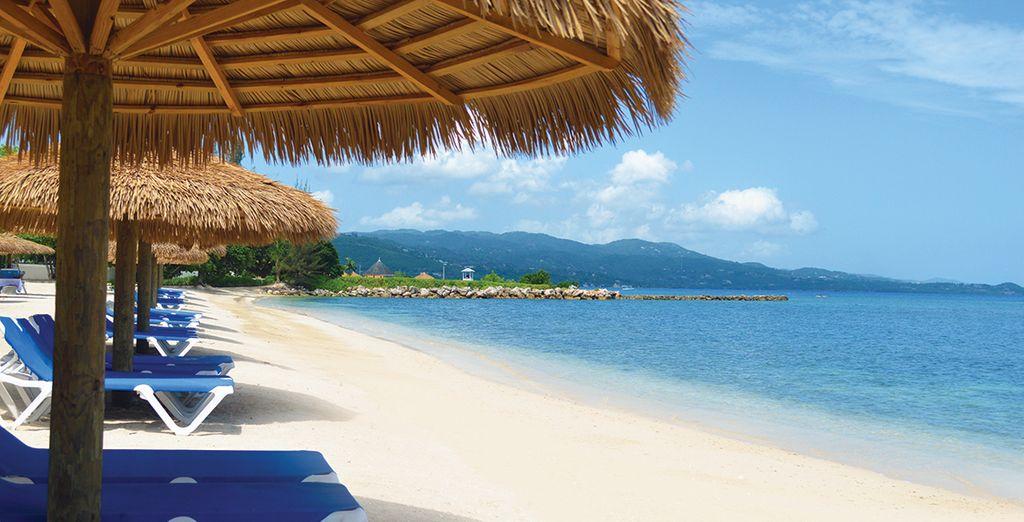 Ga vervolgens richting Montego Bay in... Jamaica!