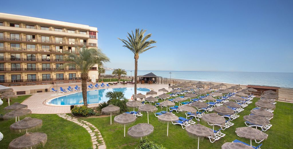 Welcome to the VIK Gran Hotel Costa del Sol 4 *