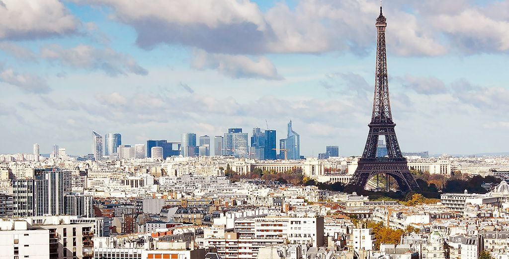 Or set out and explore the capital of France