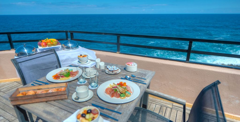 Which boasts exceptional views