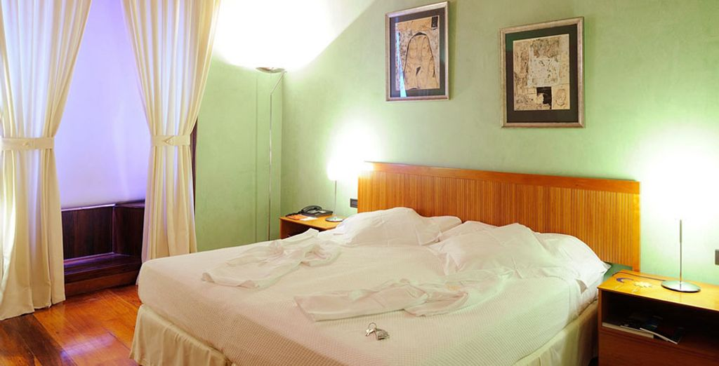 Discover the Double Room