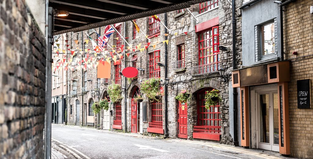 And discover the treasures of the capital of Ireland, Dublin