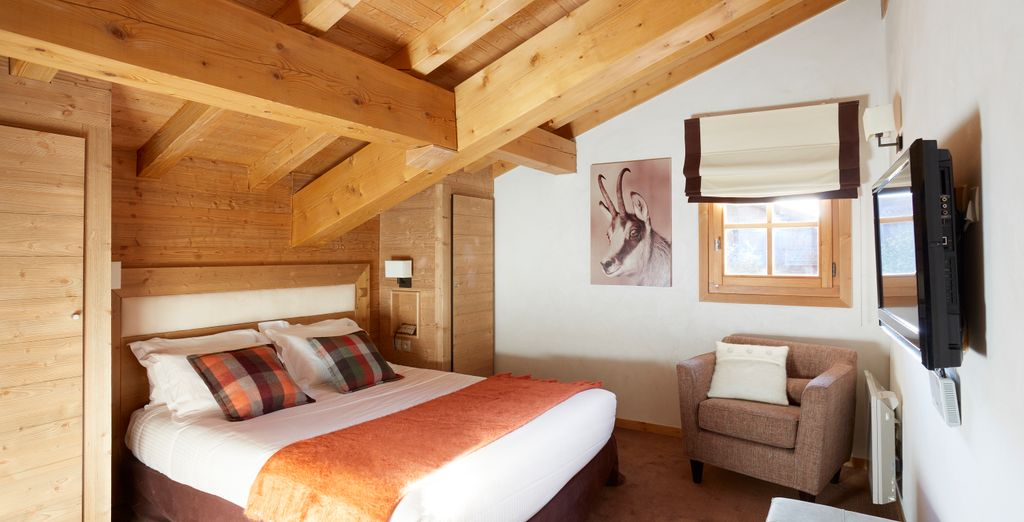Opt for The Attic Suite