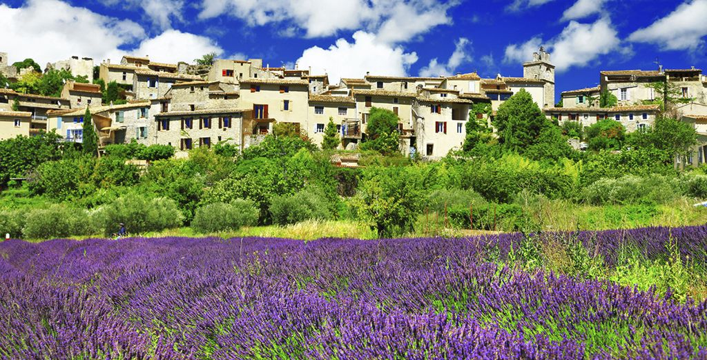 In the stunning region of Provence-Alpes-Côte d'Azur