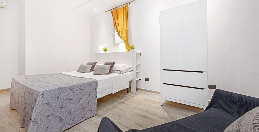 Apartment 6: Light, bright and contemporary - each ensuite
