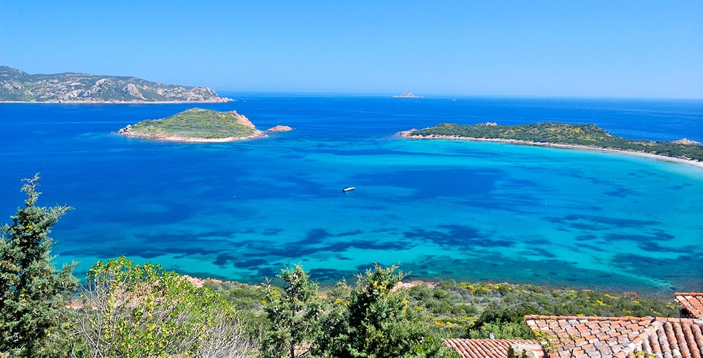 Welcome to the picturesque landscapes of Sardinia