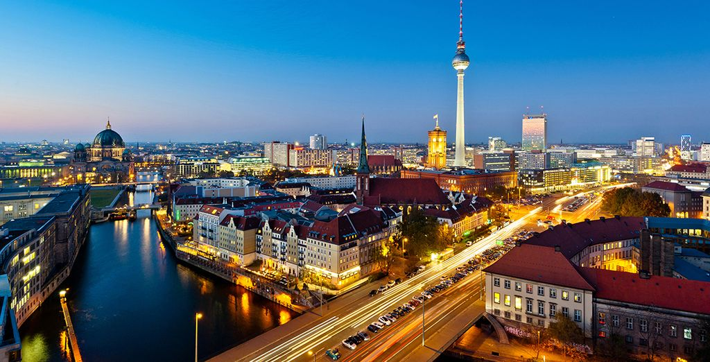 Visit Berlin and discover its history
