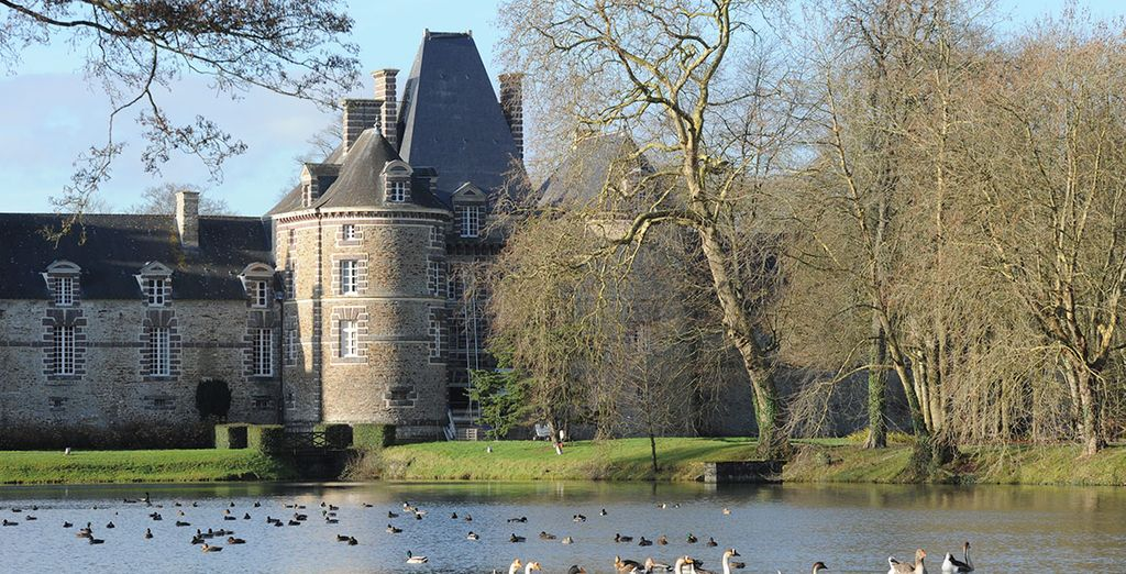 Welcome to the Castle of Canisy - Chateau de Canisy 4* Normandy